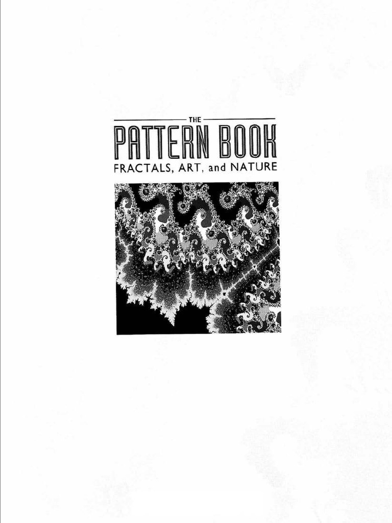 The pattern book fractals art and naturepdf pattern chaos theory fandeluxe Images