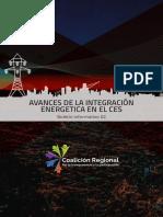Avances de La Integración Energética Del CES