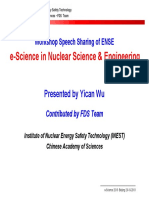 YiCanWu E ScienceInNuclearScienceAndEngineering