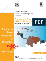 Central America Caribbean Report UNEP
