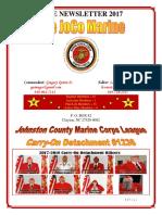 The JoCo Marine - June 2017