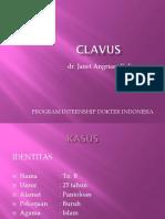 Presentasi Kasus Clavus