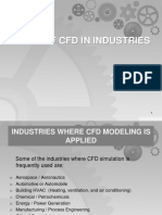 Role of CFD in Industry