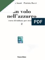 Donatella Amati, Patrizia Bacci_Un Volo Nell'Azzurro_2008
