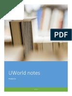 UW Peds Notes_@Pedunculated