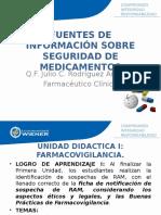 3. Fuentes Informacion Seguridad Medicamentos 2016-2 36 0
