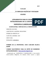 Extra UNAM