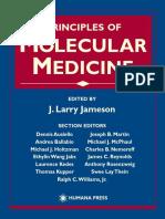 Principles of Molecular Medicine - J. Larry Jamenson - Humana Press - 1998