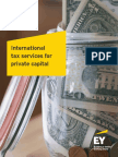 Tax Services For Private Capital