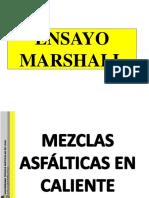 Ensayo Marshall 2