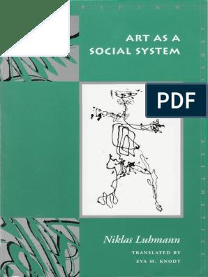 64500777-luhmann-niklas-art-as-social-system pdf