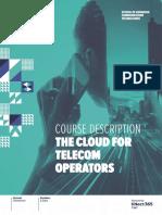 Cloud for Telecoms Operators