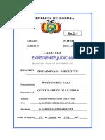 Caratula de Expediente Judicial.doc
