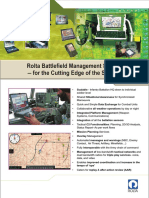 Battlefield Management System by Rolta