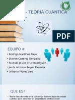 TEORIA CUANTICA -.pptx