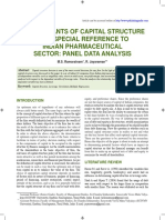 Capital Structure