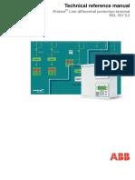 REL 5512.5 Technical Manual