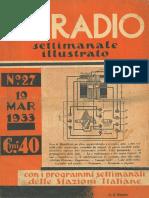 La Radio 1933_27
