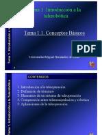 Tema 1.1. Conceptos Básicos