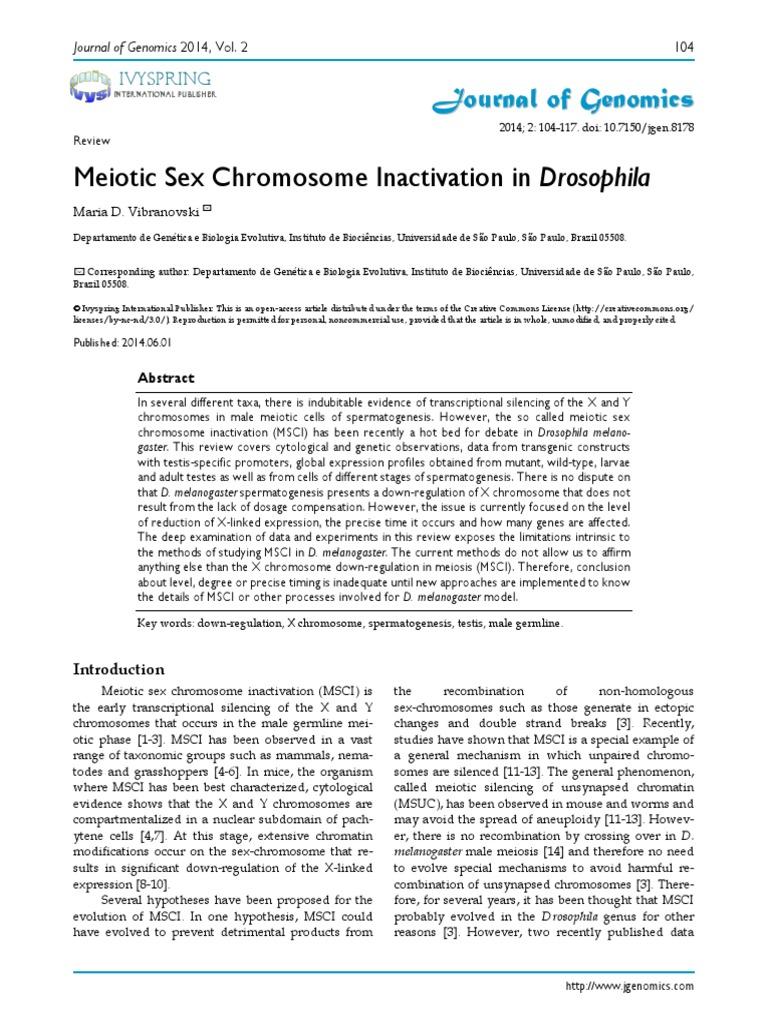 Docfoc.com-Jurnal Meiosis Internasional.pdf | Meiosis ...