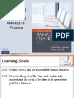 Financial Management Slide