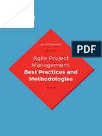 Agile Project Management. Best Practices and Methodologies AltexSoft Whitepaper