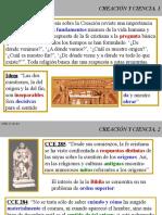 CREACION  CIENCIA