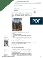 Civil Contruction Techniques_ REINFORCEMENT