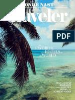 Condé Nast Traveler USA - 2017-01