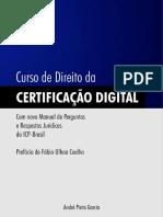 Curso de Direito Da Certificação Digital