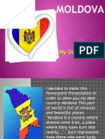 Moldova-my country