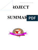 Project Summary f