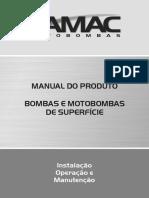 Manual Bomba Centrífuga FAMAC