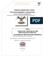Universidad Andina Del Cusco(Investigacion Formativa)