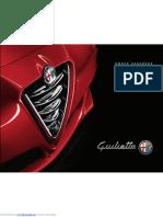 Alfa Romeo Giuliettamanual