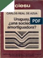 Real de Azúa, Carlos (1985) Uruguay, ¿Una Sociedad Amortiguadora