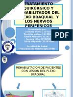 5.Plexo Braquial y Nervios Perifericos 1