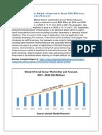 Global Infrared Sensor Market Global Scenario, Market Size, Outlook, Trend and Forecast, 2015-2024