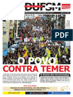 Jornal SEDUFSM Maio 2017