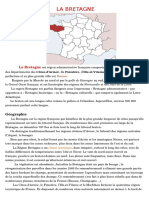 Referat Franceza-La Bretagne
