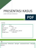 Presentasi Kasus LSC