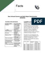 NASA 160431main fact sheet NICMOS