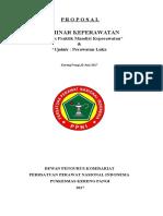 Proposal Seminar Keperawatan Kereng Pangi