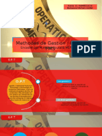 Operations Management PowerPoint by SageFox 2510