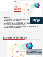 1 Sesion 4 Estructura Atomica
