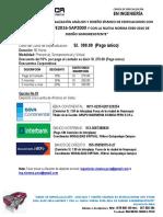03° Costos y Forma de Pago-Curso de Especialización Estructuras-Junio2017