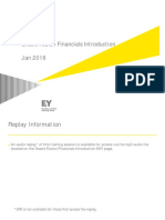 Oracle Fusion Financials Introduction - General Advisory - Learning - 01.01.2016