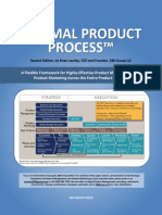 Optimal Product Process 2.1