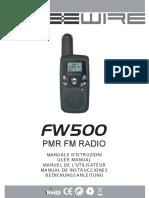 FREEWIRE FW500