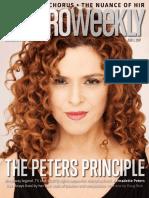 Metro Weekly - 06-01-17 - Bernadette Peters